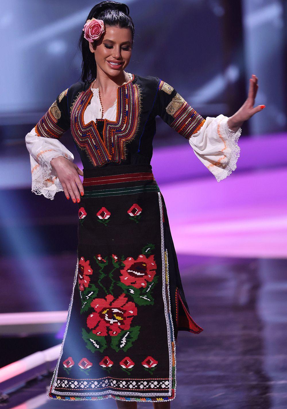 Мис България Радинела Чушева