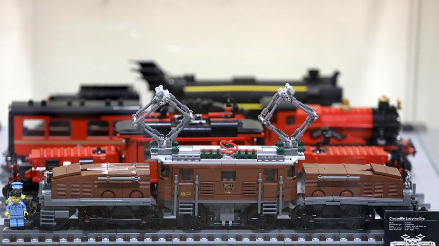 Лего влакове