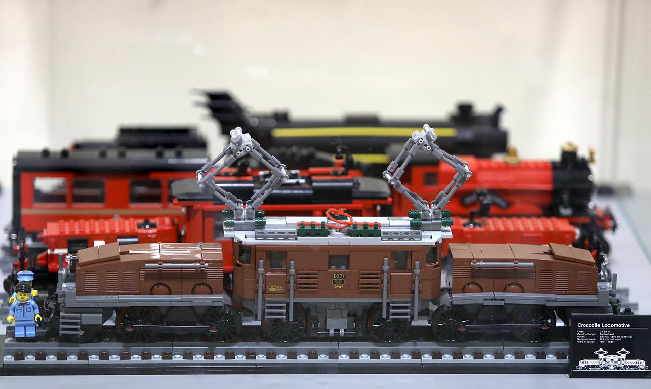 <p>По повод рождения ден на Националния политехнически музей всички посетители могат да разгледат специално подготвеното за празника съвместно изложение на НПТМ и LEBGO - българският Лего клуб.</p>
