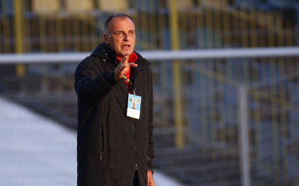 Антони Здравков: Определено ни липсва централен нападател