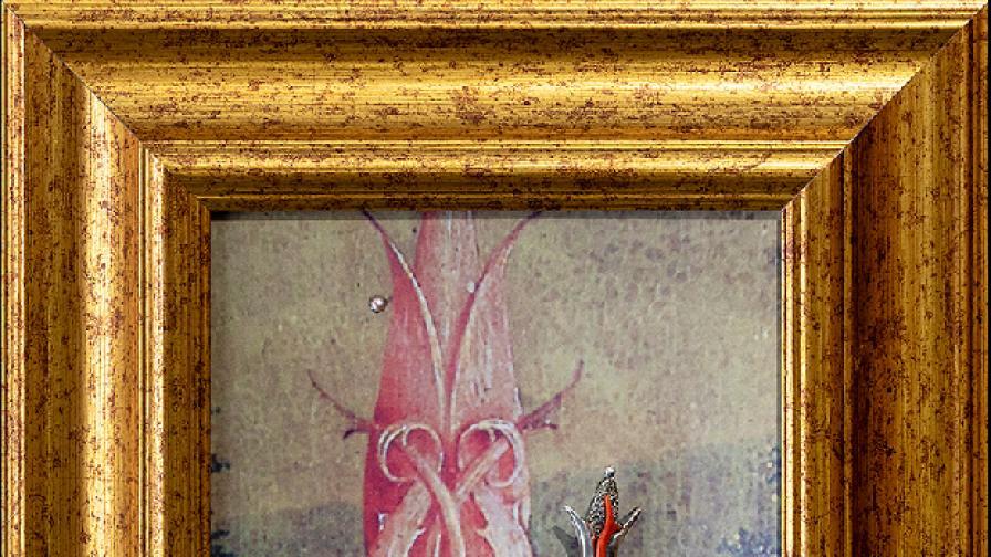 Споделените съкровища на Анжело Красини