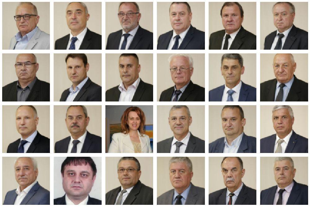 Служебният кабинет обяви кои са новите областни управители