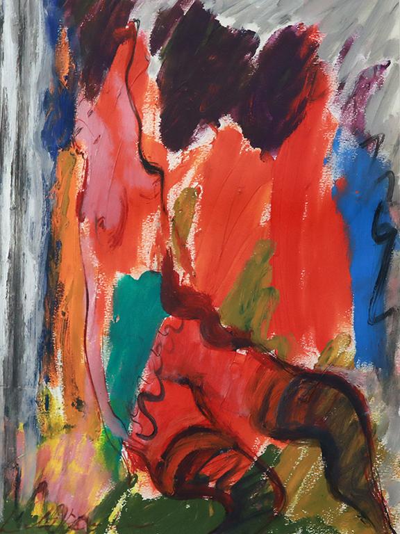 <p>Един безвъзвратно изчезващ спомен за несъществуващи жени, запечатани само в платната на художници като Лили Кючукова. Тази, която не рисува мъже. Аксиния Джурова</p>