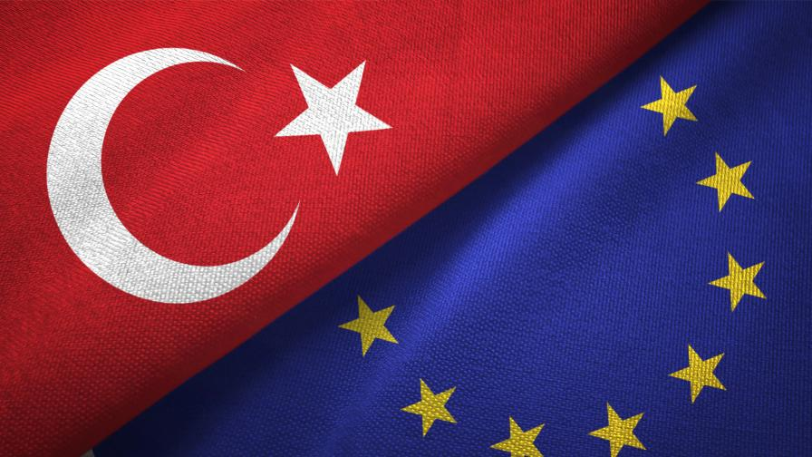 """Турция отхвърли доклада на ЕП за страната, бил """"пристрастен"""""""