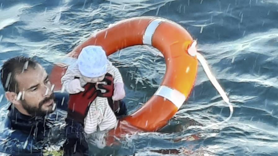 Мигрантска криза в Сеута, Испания