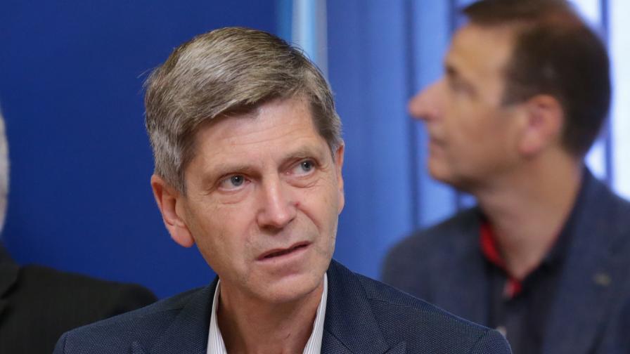 Жан Виденов и Иван Атанасов в нова лява коалиция