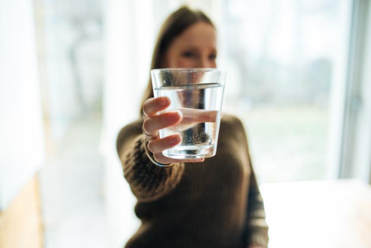 вода пиене