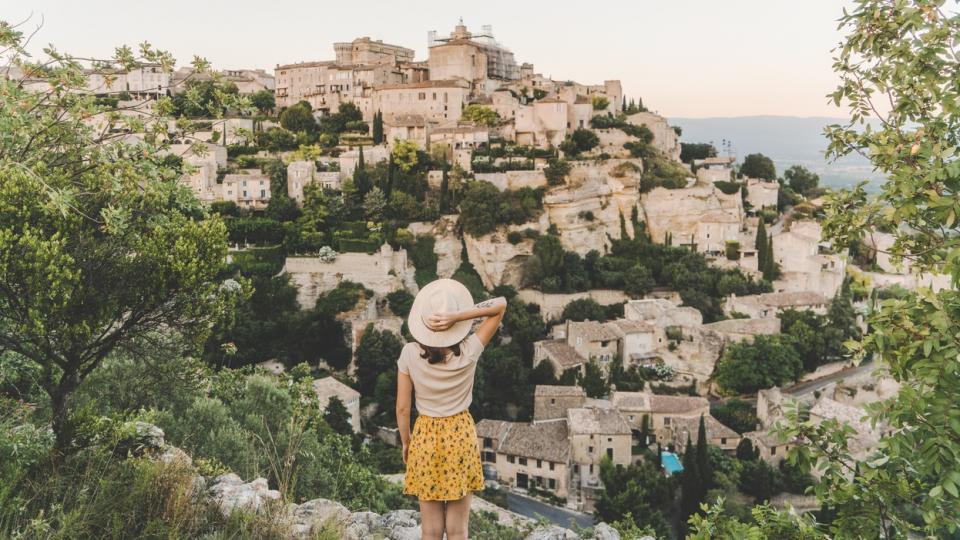 жена лято пътуване пътешествие