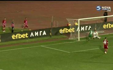 Клаудиу Кешеру намали резултата на стадион Васил Левски