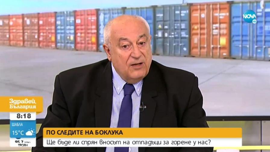 Асен Личев: Започват проверки в МОСВ