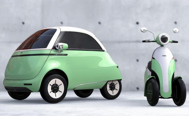 Microlino 2.0: има ли логика в подобен електрически превоз