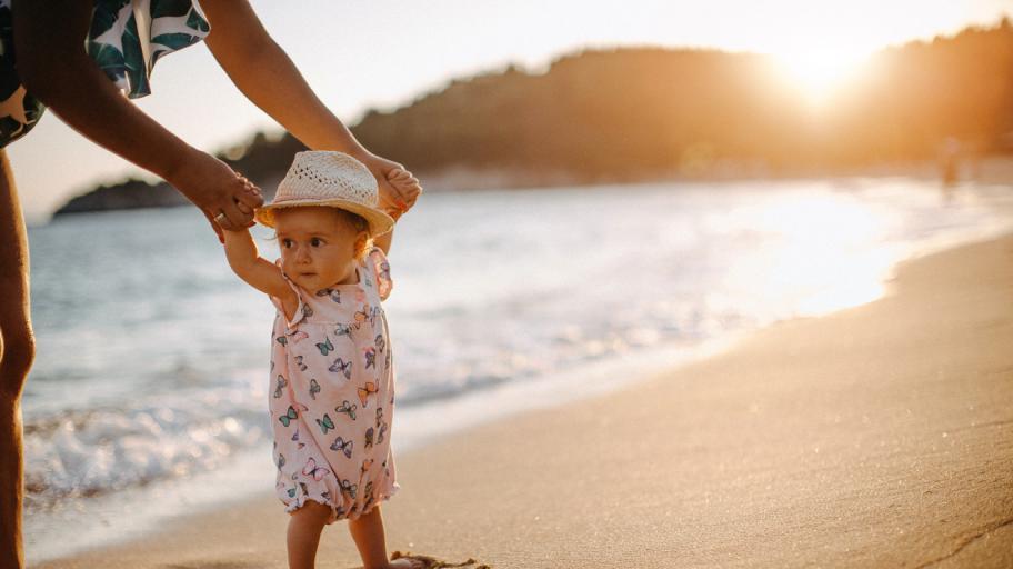 С деца на море: 5 родителски грешки, които да избягвате