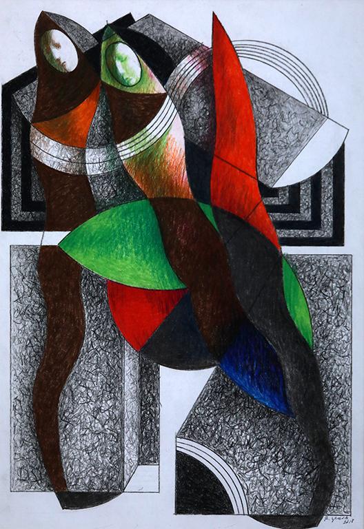 <p>За автора:</p>  <p>Вълко Ценов е роден през 1947г. в София 1976 - дипломиран в НХА, специалност &bdquo;Декоративно-монументална скулптура&ldquo; 1976 - 1992 - преподавател в Художествена гимназия за приложни изкуства, София.</p>