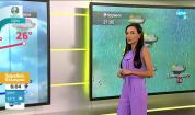 Прогноза за времето (08.06.2021 - сутрешна)