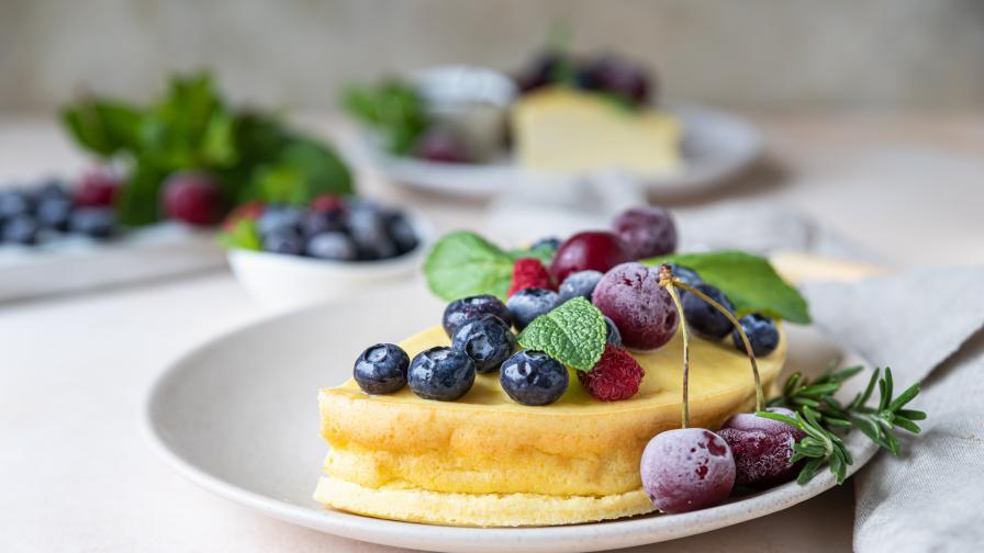 Най-вкусният десерт: Сладък тарт с извара