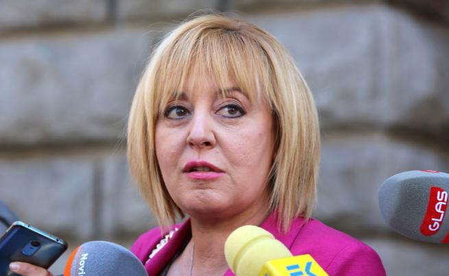 Манолова: Призовахме официално за обединение