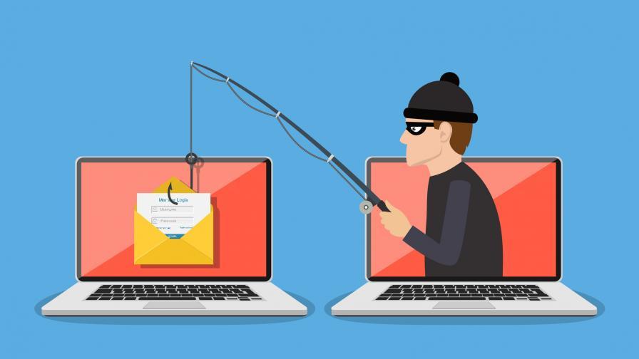 Фишинг атака: Хиляди с имейли за задължения към НАП