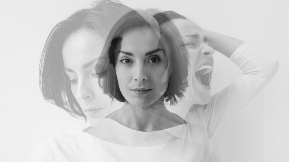 жена депресия тъга