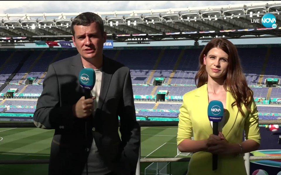 UEFA EURO 2020 е вече тук! Каква е атмосферата преди