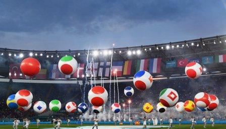 Ето всички осминафинали на UEFA EURO 2020