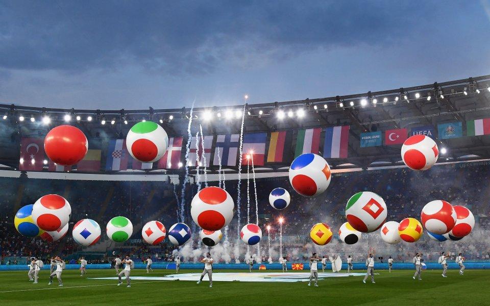 След приключване на борбата в груповата фаза на UEFA EURO