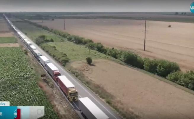 """10 км опашка от тирове на """"Дунав мост"""" 2"""