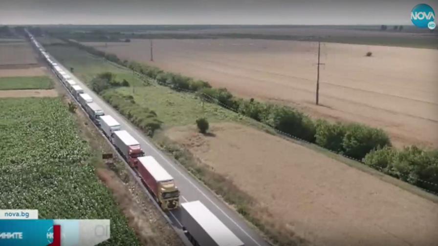 <p>10 км опашка от тирове на &bdquo;Дунав мост&rdquo; 2</p>