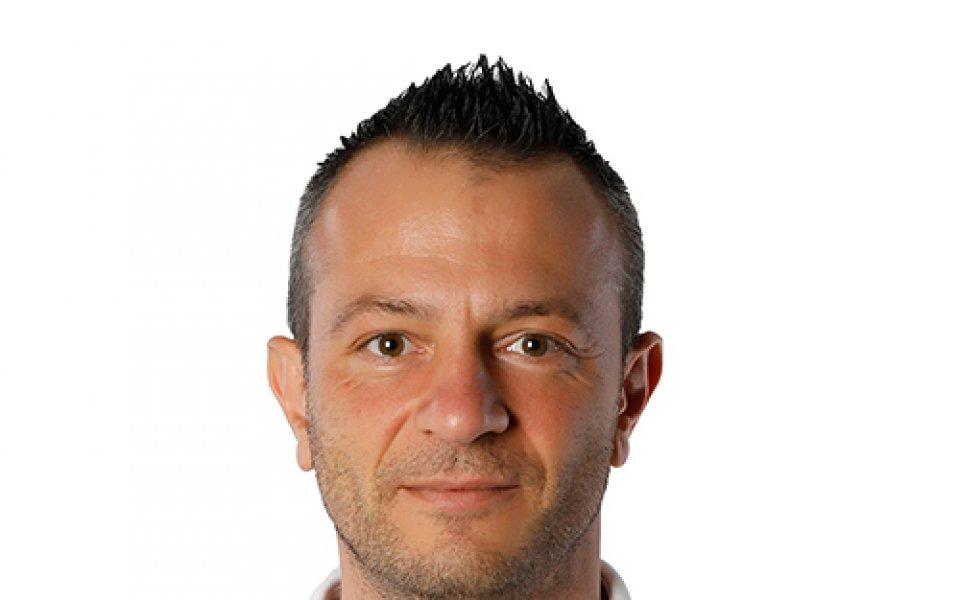 Докторът на Лудогорец - Валентин Великов, който помогна за спасяването