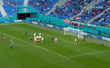 Полша - Словакия 1:2 /репортаж/