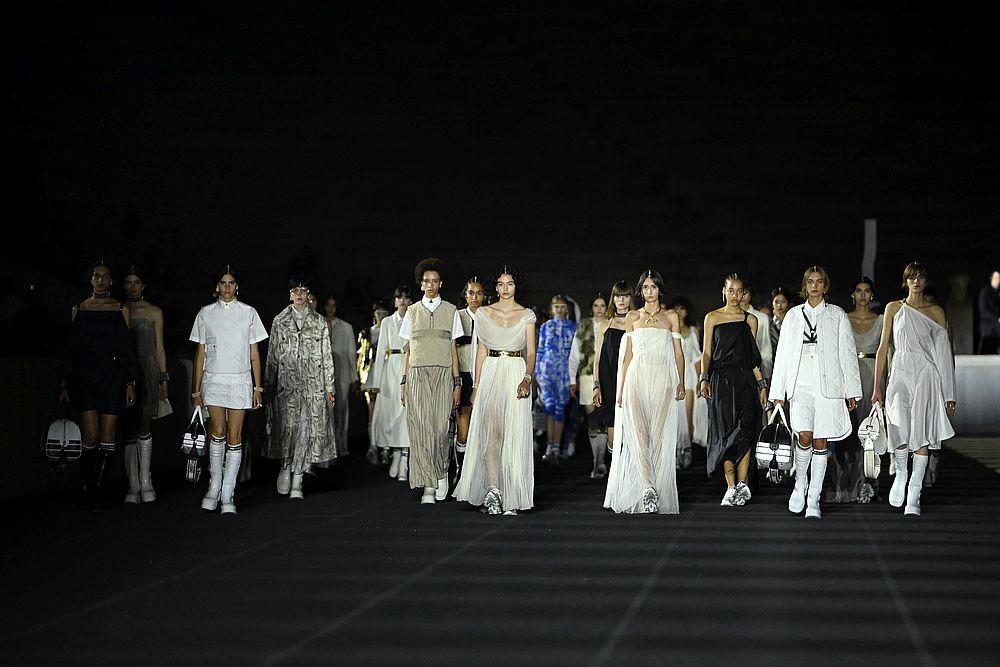 Круизната колекция на Dior за 2022 година