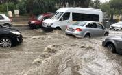 Потоп в Турция, лошото време продължава