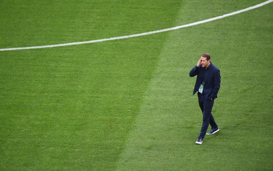 Старши треньорът на Австрия Франко Фода беше много щастлив след