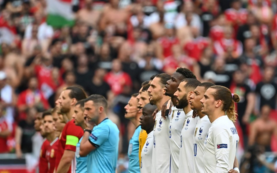 Френският полузащитник Пол Погба говори за съотборника си Карим Бензема,