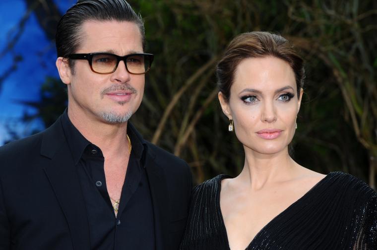 Брад Пит Анджелина Джоли