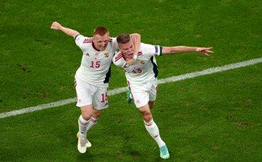 """Нов шок за Германия, """"маджарите"""" отново поведоха"""
