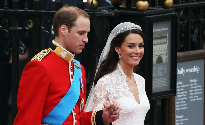 Когато Хари разплака Кейт на сватбата й
