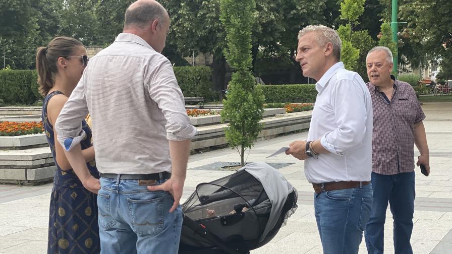Петър Москов: Свободният, икономически независим гражданин е най-полезен за своето семейство. Ще спрем раздялата на родители от децата им в търсене на прехрана в чужбина