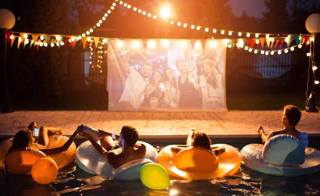 Шест идеи за филми, които да гледате през лятото