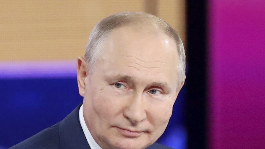 Путин предупреди за долара и инфлацията