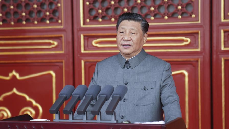 Си: Кърваво ще разбиете глави в китайската стена от стомана
