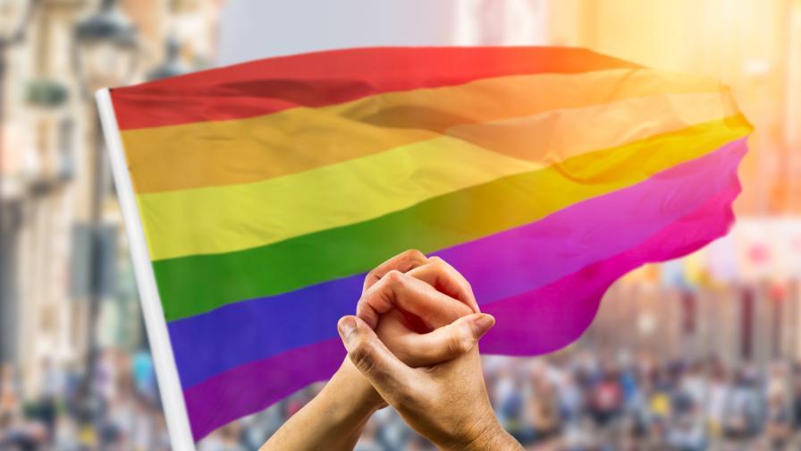 <p>Първи еднополов брак в Черна гора</p>