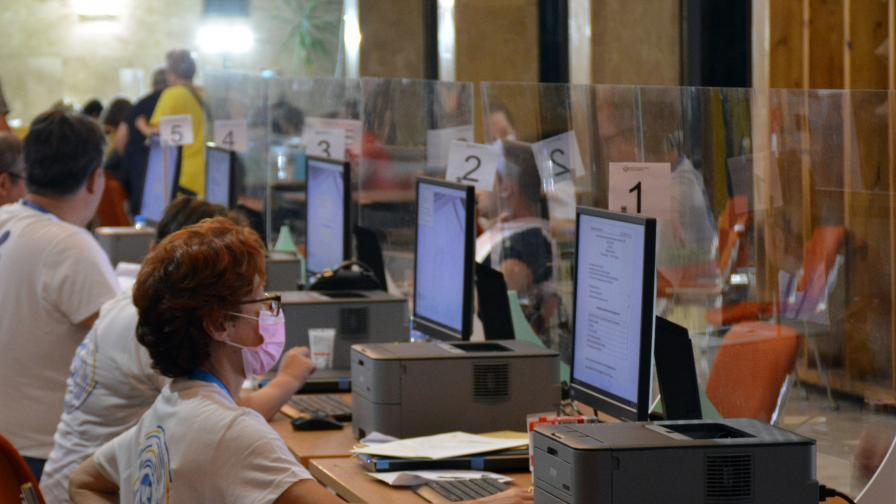<p>Балотажът в Благоевград: Без особена избирателна активност и без сериозни нарушения</p>