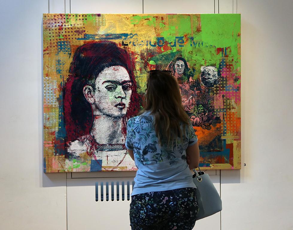 <p>Галерия Vivacom Art Hall Оборище 5 представя самостоятелната изложба &ldquo;Капитал&rdquo; от личната колекция на художника Хубен Черкелов.</p>