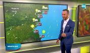 Прогноза за времето (11.07.2021 - сутрешна)