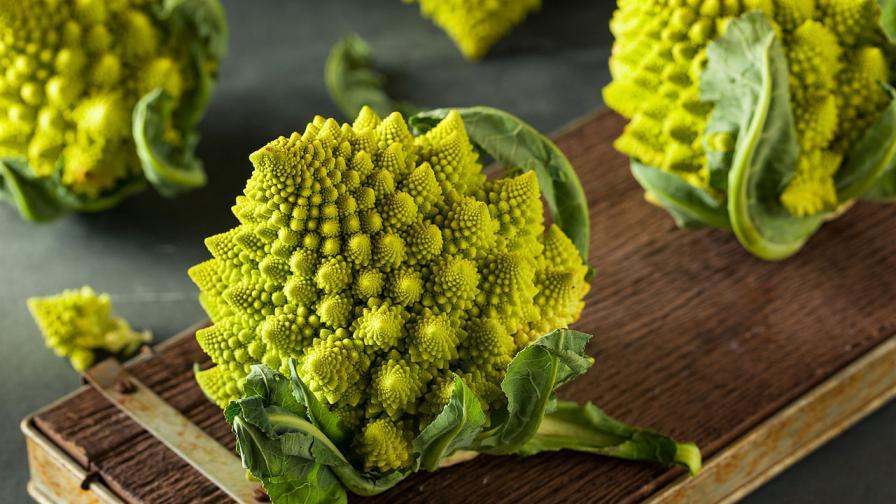 <p>Разкриха тайната&nbsp;на най-красивия зеленчук</p>