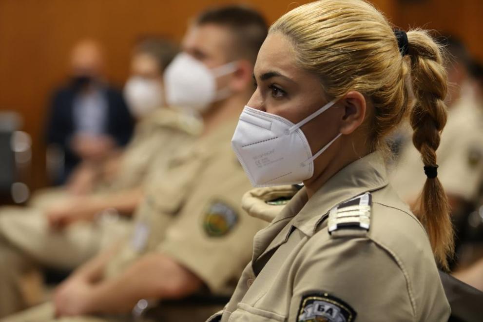 курсанти военни лекари