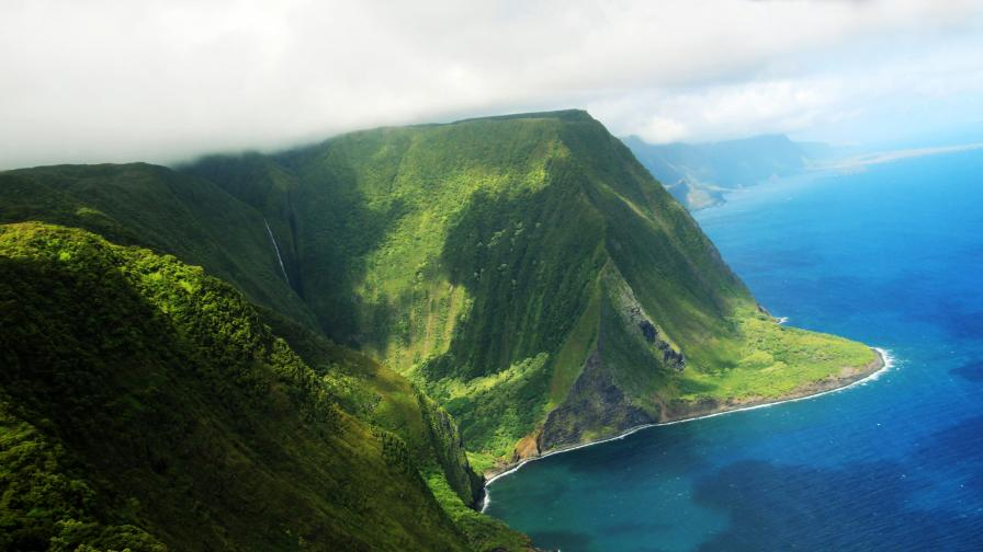 Молокаи, Хавай