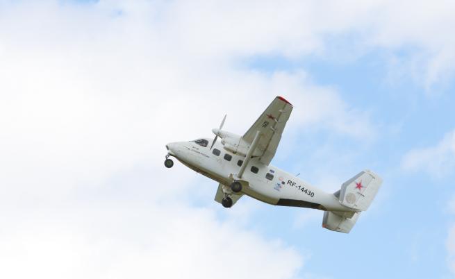 Пътнически самолет изчезна в Русия, намериха го