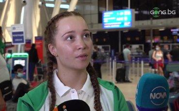 Селин Али 16-а след първите квалификации в Токио