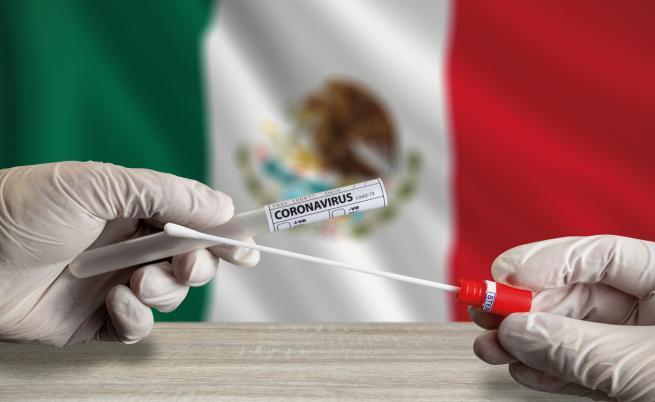 Имате нужда от фалшив здравен пропуск за коронавирус? Добре дошли в Мексико